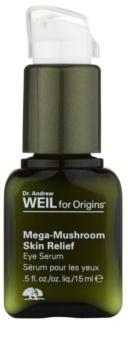 Origins Dr. Andrew Weil for Origins™ Mega-Mushroom sérum de olhos contra olheiras e inchaços