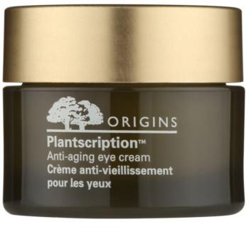 Origins Plantscription™ crema para contorno de ojos antiarrugas