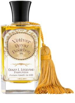 Oriza L. Legrand Vetiver Royal Bourbon eau de parfum unisex 100 ml