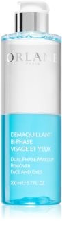 Orlane Daily Stimulation Program Two-Phase Makeup Remover for Face and Eyes