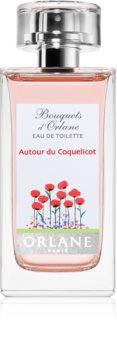 Orlane Bouquets d'Orlane Autour du Coquelicot Eau de Toilette pentru femei