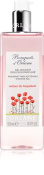 Orlane Bouquets d'Orlane Autour du Coquelicot erfrischendes Duschgel