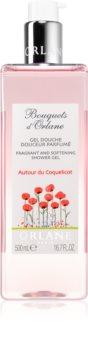 Orlane Bouquets d'Orlane Autour du Coquelicot gel doccia rinfrescante