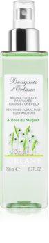 Orlane Bouquets d'Orlane Autour du Muguet Raikasta Vettä hiuksille ja vartalolle Naisille
