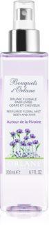Orlane Bouquets d'Orlane Autour de la Pivoine orzeźwiająca woda włosów i ciała dla kobiet