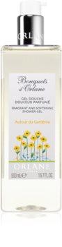 Orlane Bouquets d'Orlane Autour du Gardenia gel doccia rinfrescante