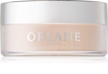 Orlane Make Up poudre libre transparente