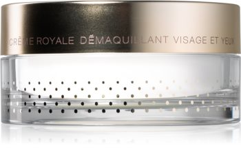 Orlane Royale Program creme de limpeza para rosto e olhos