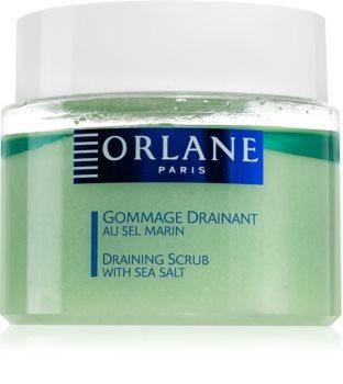 Orlane Draining Scrub gommage détoxifiant corps