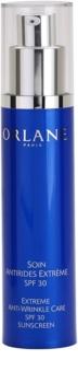 Orlane Extreme Line Reducing Program crema antiarrugas de protección UV alta