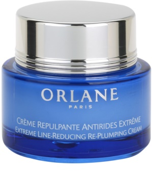Orlane Extreme Line Reducing Program crème lissante anti-rides profondes