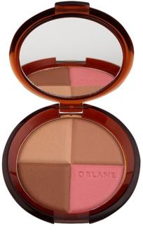 Orlane Make Up rozjasňujúci bronzer pre prirodzený vzhľad