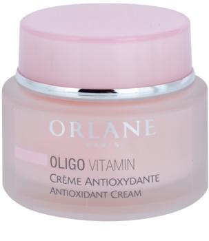 Orlane Oligo Vitamin Program creme de dia antioxidante para pele radiante