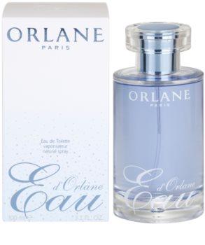 Orlane Eau d'Orlane eau de toilette para mulheres