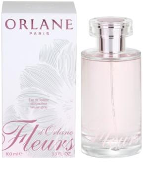 Orlane Orlane Fleurs d' Orlane woda toaletowa dla kobiet