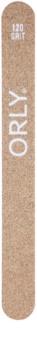 Orly Garnet Board lima de uñas de grano grueso