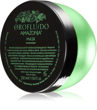 Orofluido Amazonia™ obnovitvena maska s keratinom