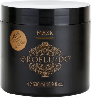 Orofluido Beauty Intensivt återfuktande mask För naturligt eller färgat hår