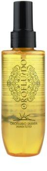 Orofluido Beauty aceite seco regenerador para cabello maltratado por el sol