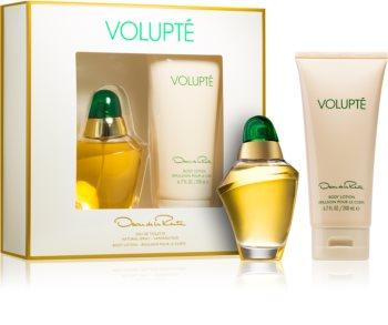 Oscar de la Renta Volupté set cadou II. pentru femei
