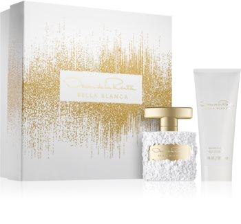 Oscar de la Renta Bella Blanca Gift Set II. for Women
