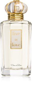 Oscar de la Renta Live in Love Eau de Parfum hölgyeknek