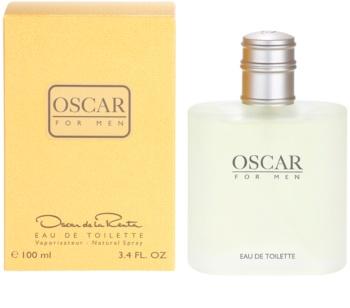 Oscar de la Renta Oscar for Men туалетна вода для чоловіків