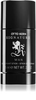 Otto Kern Signature déodorant stick pour homme
