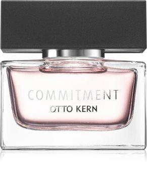 Otto Kern Commitment Woman Eau de Parfum für Damen