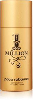 Paco Rabanne 1 Million déodorant en spray pour homme