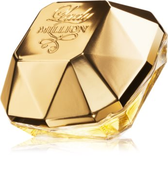 Paco Rabanne Lady Million парфумована вода для жінок
