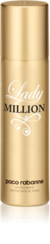Paco Rabanne Lady Million desodorante en spray para mujer