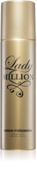Paco Rabanne Lady Million déodorant en spray pour femme