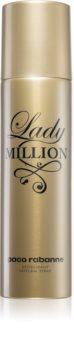 Paco Rabanne Lady Million deodorant ve spreji pro ženy