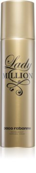 Paco Rabanne Lady Million desodorizante em spray para mulheres