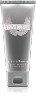 Paco Rabanne Invictus bálsamo after shave para homens