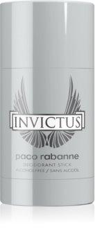 Paco Rabanne Invictus desodorizante em stick para homens