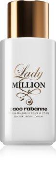 Paco Rabanne Lady Million tělové mléko pro ženy