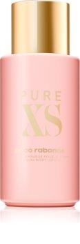 Paco Rabanne Pure XS For Her latte corpo da donna