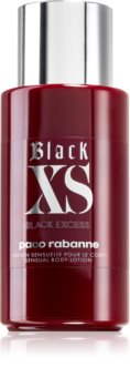 Paco Rabanne Black XS  For Her Body Lotion for Women