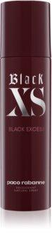 Paco Rabanne Black XS  For Her deodorant ve spreji pro ženy