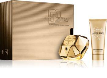 Paco Rabanne Lady Million confezione regalo III. da donna