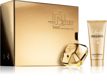 Paco Rabanne Lady Million darilni set XV. za ženske