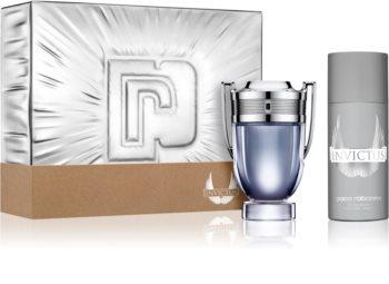 Paco Rabanne Invictus Gift Set  voor Mannen