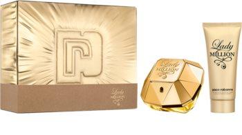 Paco Rabanne Lady Million confezione regalo CIV. da donna
