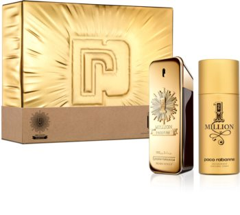Paco Rabanne 1 Million Parfum poklon set I. za muškarce
