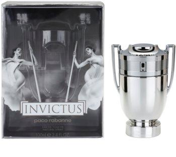 Paco Rabanne Invictus Collector's Edition toaletní voda pro muže 100 ml limitovaná edice Silver Cup Collector's Edition