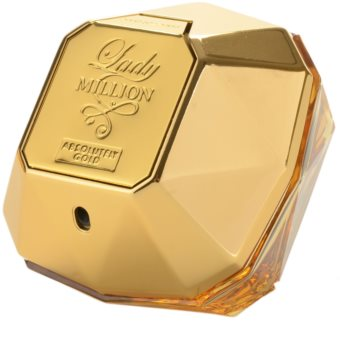 Paco Rabanne Lady Million Absolutely Gold perfume para mujer