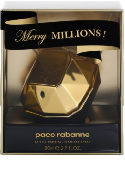 Paco Rabanne Lady Million Merry Millions eau de parfum para mujer 80 ml