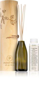 Paddywax Eco Green Verbena & Lemongrass aromdiffusor med refill